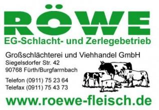 RÖWE - Fleisch Franken