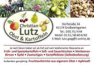 Obst und Kartoffeln Christian Lutz
