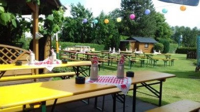 Land-Restaurant  & Cafe Am Zenngrund
